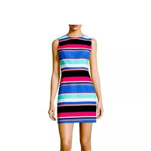 Kate spade striped summer dress size 4